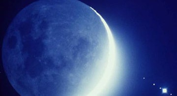 Даты новолуний, полнолуний и затмений 2013 году.