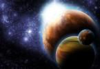 О значимости высших планет в истории цивилизаций.